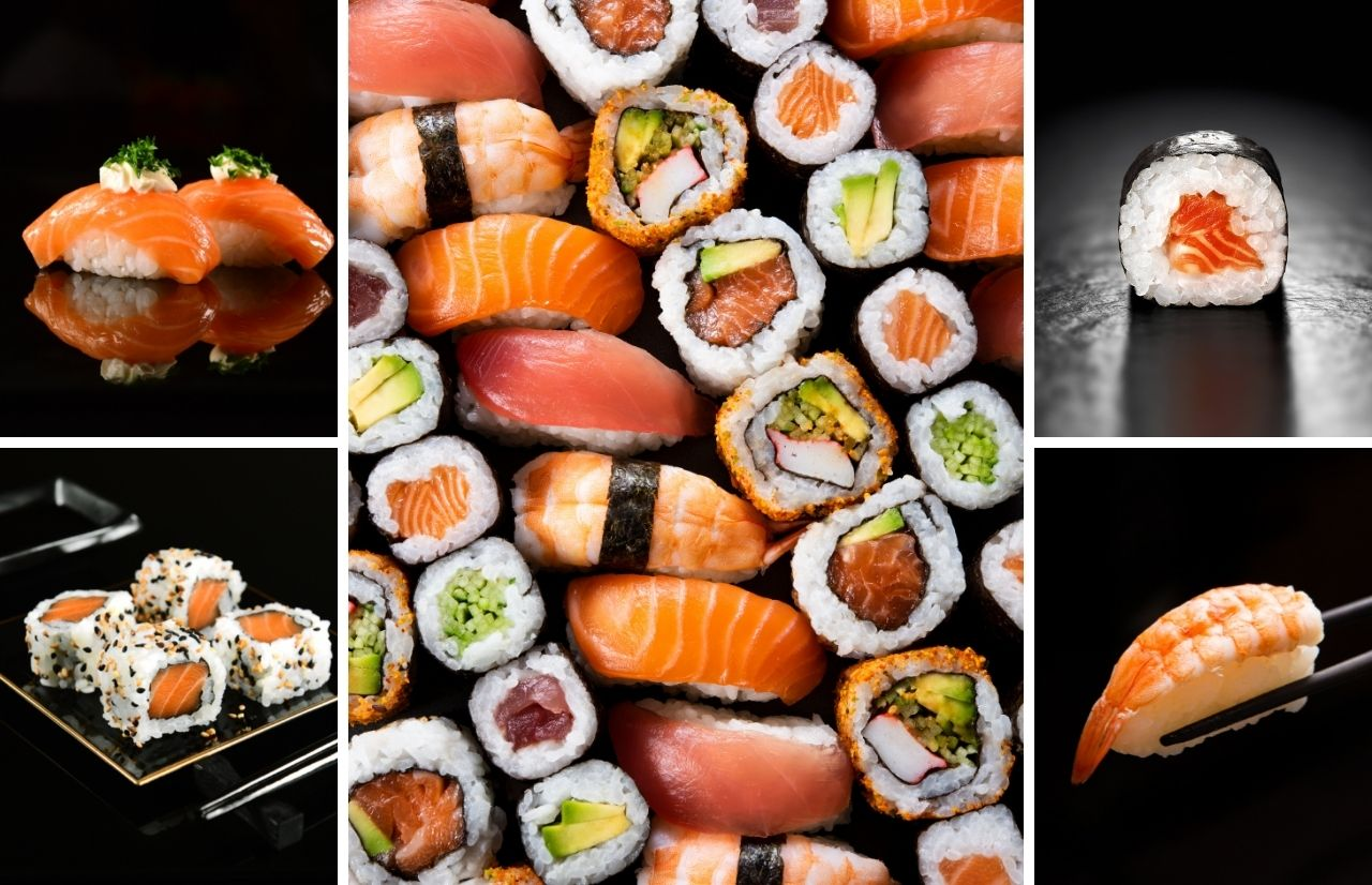 The Best Sushi in Gainesville Florida